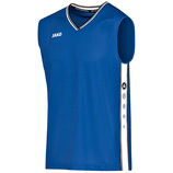 jako 4101 04 Trikot Center royal/weiß