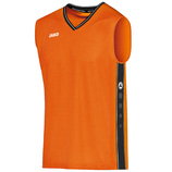 jako 4101 19 Trikot Center neon orange/schwarz