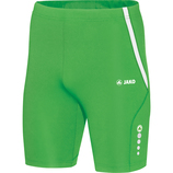 jako 8525 22 Short Tight Athletico soft green/weiß