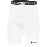 jako 8577 00 Short Tight Compression weiß
