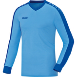 jako 8916 45 TW-Trikot Striker skyblue/royal