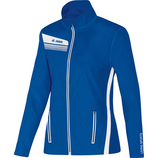 jako 9825 04 Jacke Athletico royal/weiß