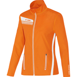 jako 9825 19 Jacke Athletico orange/weiß