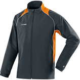 jako 9872 19 Präsentationsjacke Attack 2.0 anthrazit/neonorange