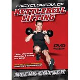 DVD: Encyclopedia of Kettlebell-Lifting Vol.1 (EN) Steve Cotter