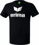 ERIMA BASIC CASUAL Promo T-Shirt Kids schwarz (#208340)