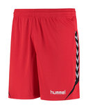 HUMMEL AUTHENTIC CHARGE Poly Shorts rot (#011334-3062)