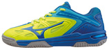 MIZUNO WAVE STEALTH 3 Junior gelb/blau (#X1GC140545)